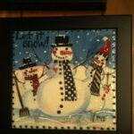 Christmas Tiles and Trivets