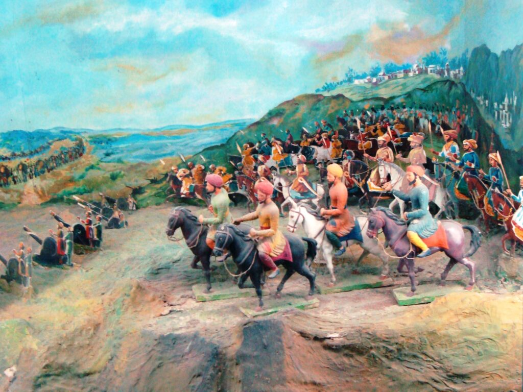Third Battle of Panipat