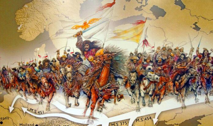 Attila the Hun: Biography