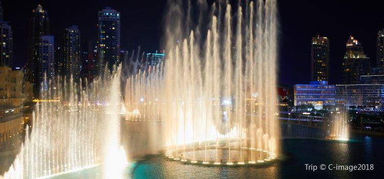 दुबई फाउंटेन