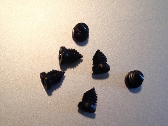 Zinc Finish Black