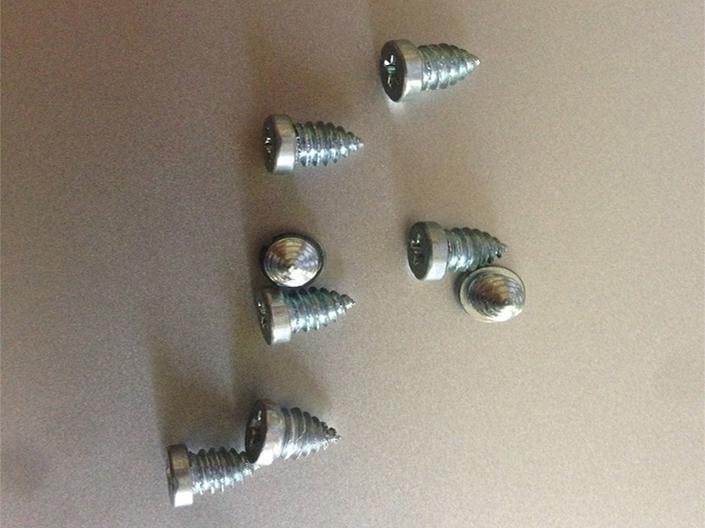 Zinc Finish Screws