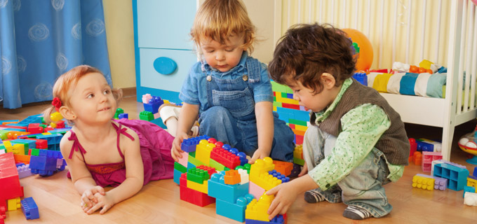 Our babysitters are trained to keep your kids safe and entertained.