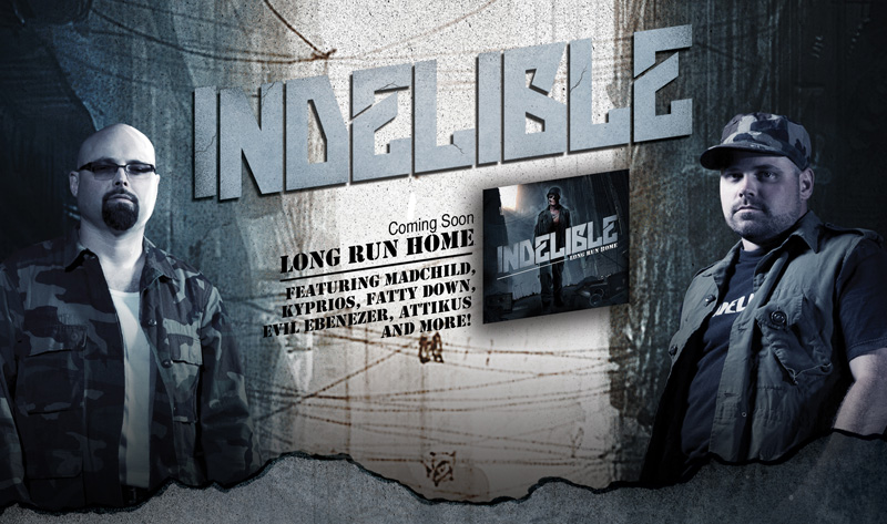 Indelible Long Run Home CD