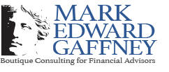 Mark Edward Gaffney Logo