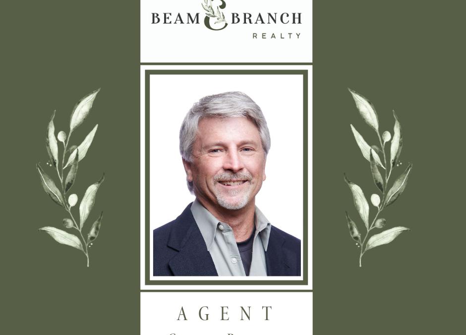Beam & Branch Realty Agent Garry Boozer