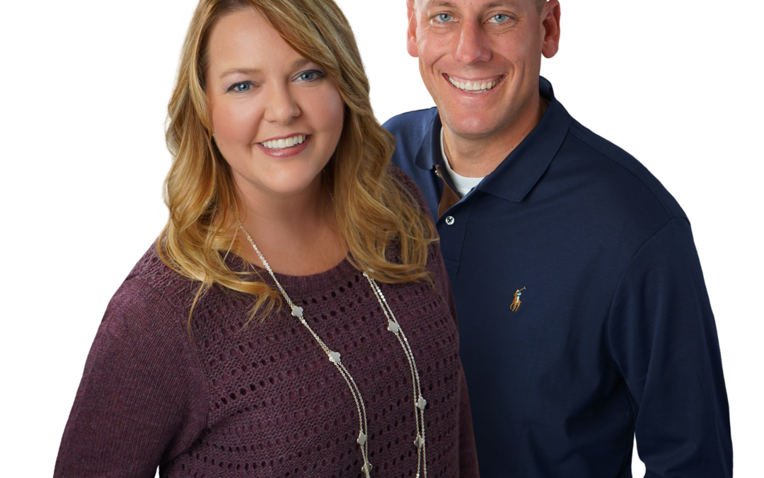 Paige & Todd Lancaster ~ Agents at Beam & Branch Realty