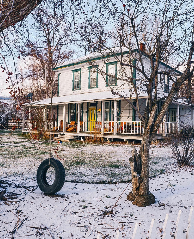 5 Friday Favs:                       Snowy Cabin Trip Essentials