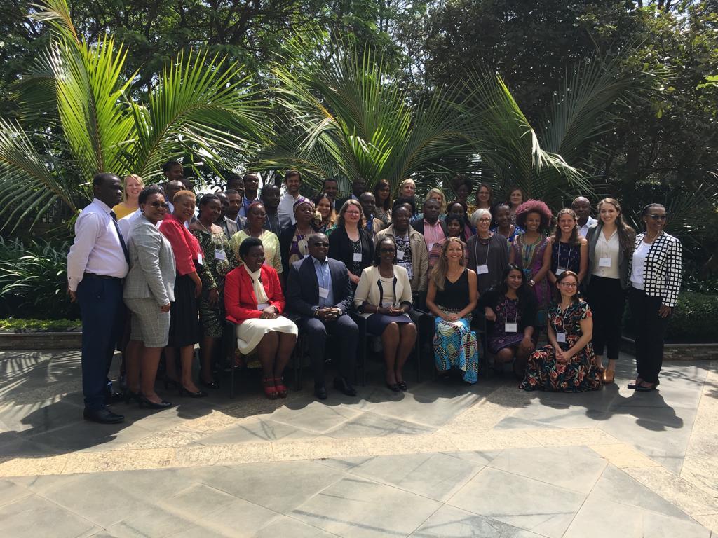 CPDMA Convenes Consortium-wide Conference in Kigali, Rwanda