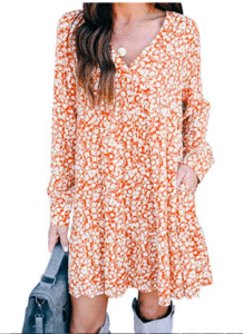 Cute dresses for spring.