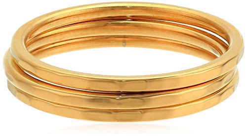 Steel stacking rings