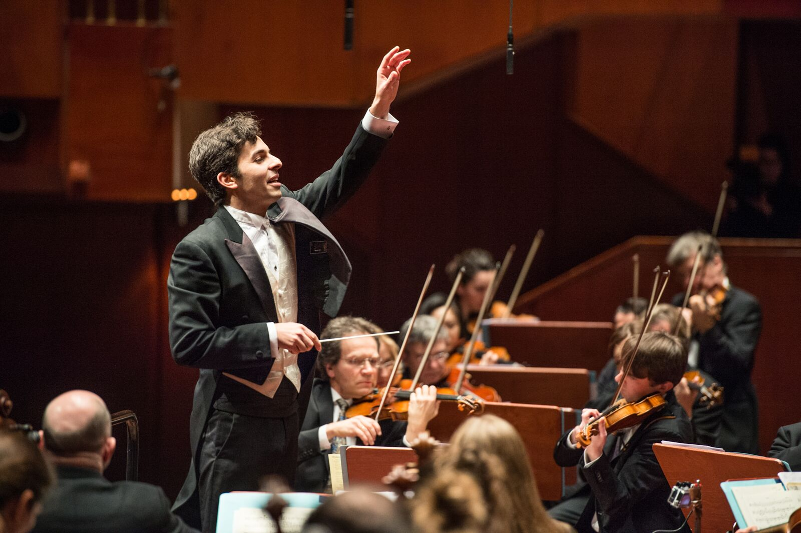 Farkhad Khudyev and the Frankfurt Radio Symphony