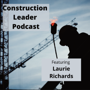 Logo for Construction Leader Podcast