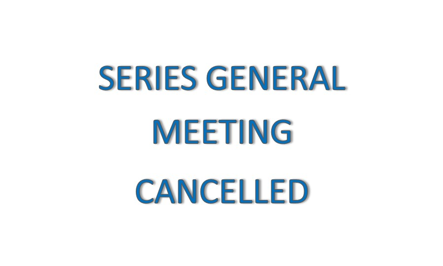 General Meeting Cancelled
