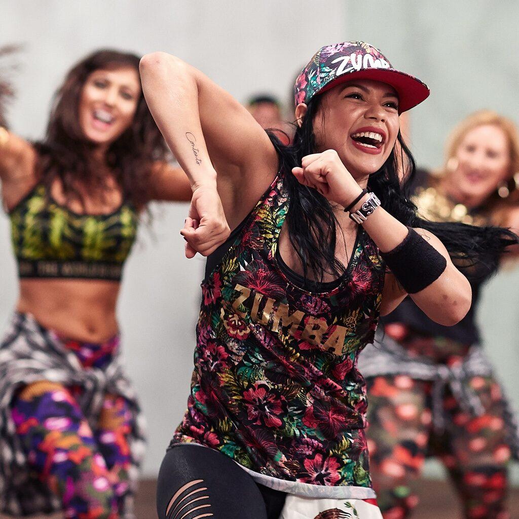 Zumba and Cardio Resistance Classes example photo