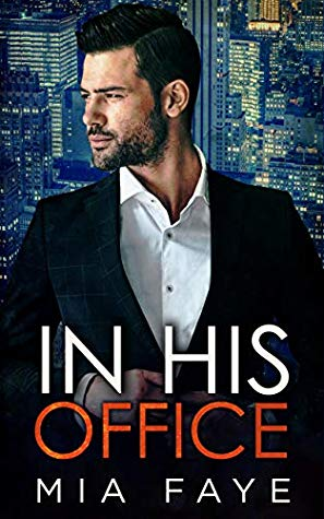 Racy Reader -In HIs office