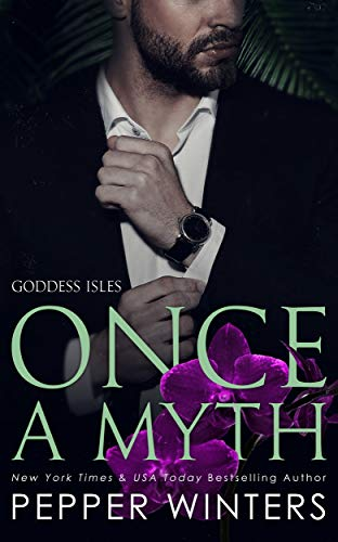 Once A Myth Book Cover