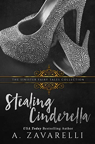 Stealing Cinderella Book Cover