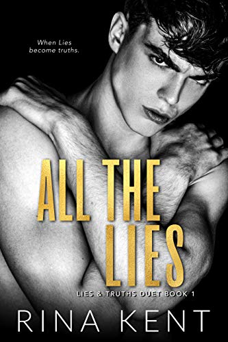 All The Lies Book Cover