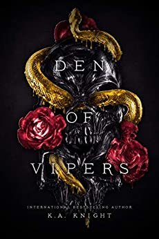 Den Of Vipers Book Cover