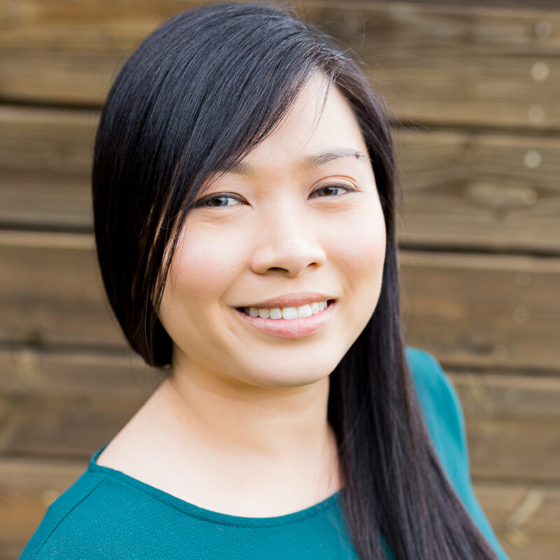 Linda Nguyen Website Bio - Project Manager