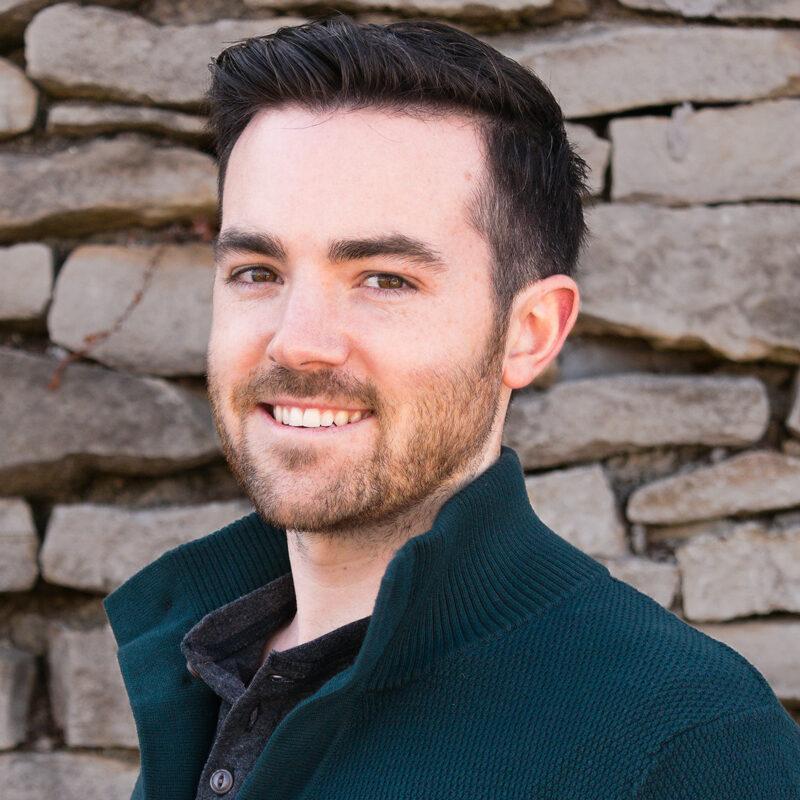 Patrick Walter Website Bio - Software Engineer