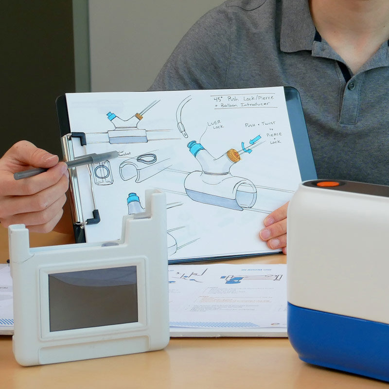 Clinical Insights Medical Device Industrial Design Capabilities