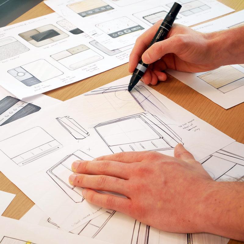 Concept Development Consumer Goods Industrial Design Capabilities
