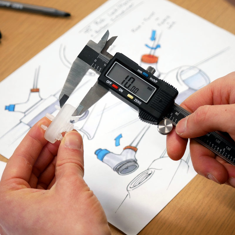 Human Factors Medical Device Industrial Design Capabilities