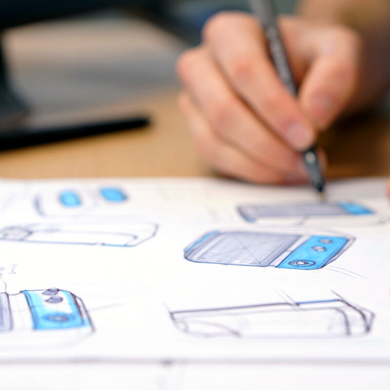 Design: Our Process for Industrial Design at Engenious Design