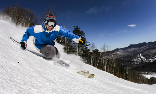 ski and stay packages at Cold Spring