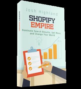 Shopify Empire SEO Book