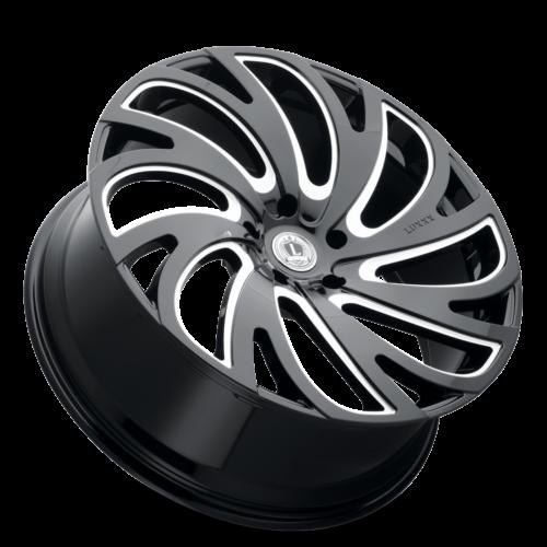 luxx-luxx23-wheel-6lug-gloss-black-milled-spokes-24x9-5-lay-1000