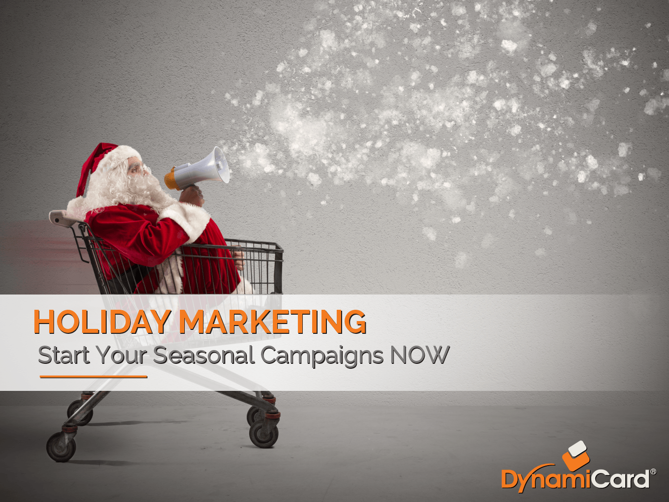 Holiday Seasonal Marketing