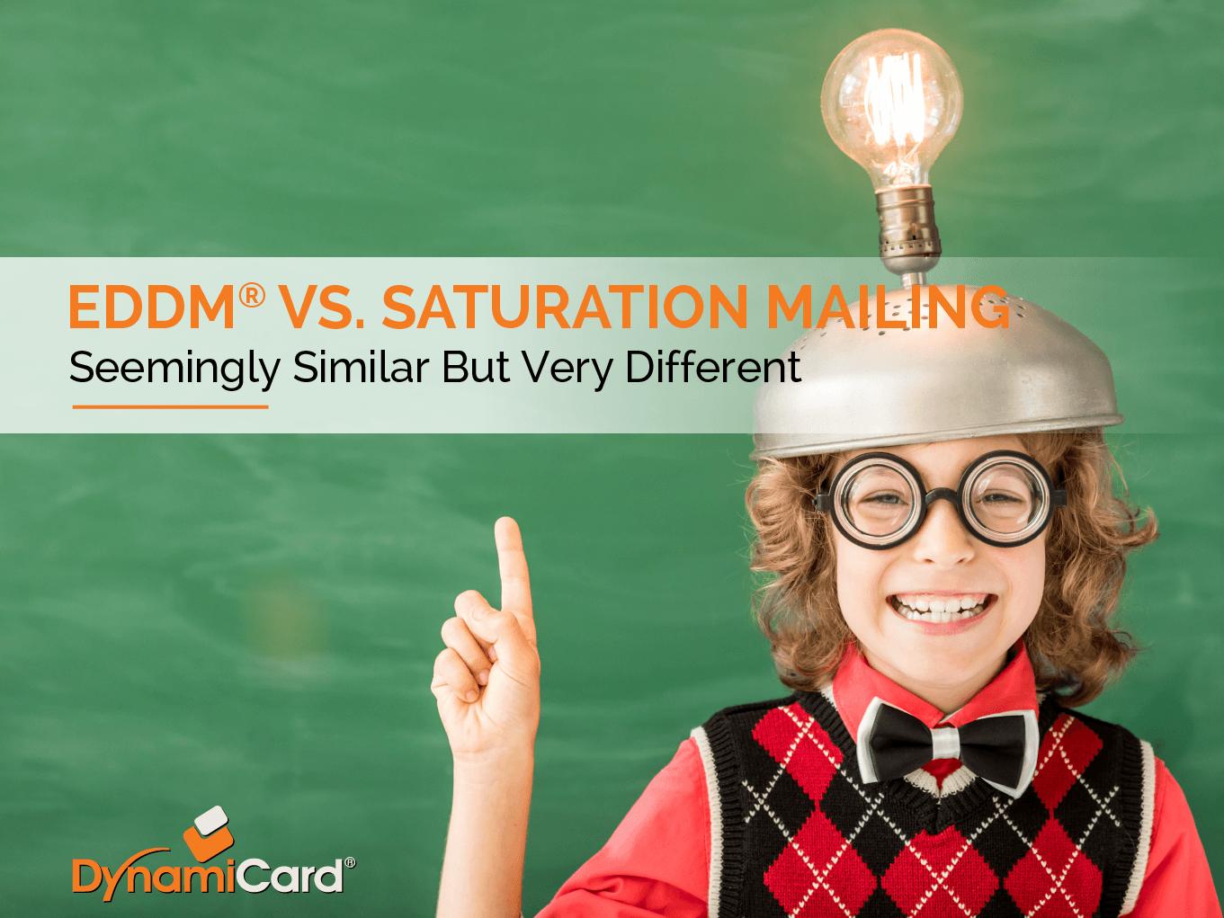 Saturation Mailing