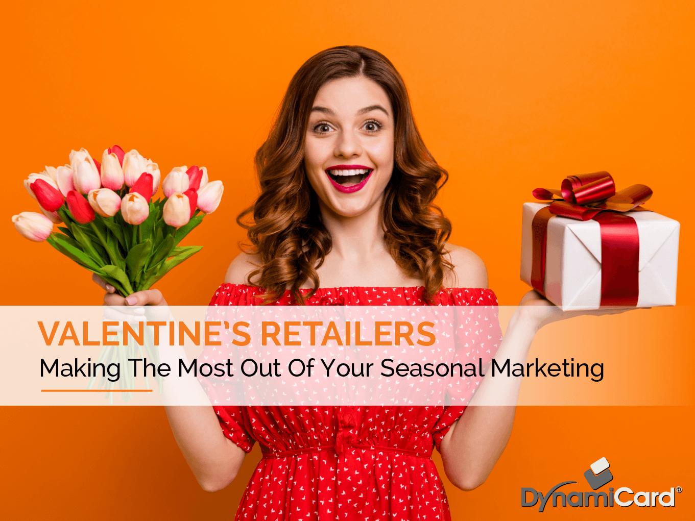 Valentine's Day Retailers
