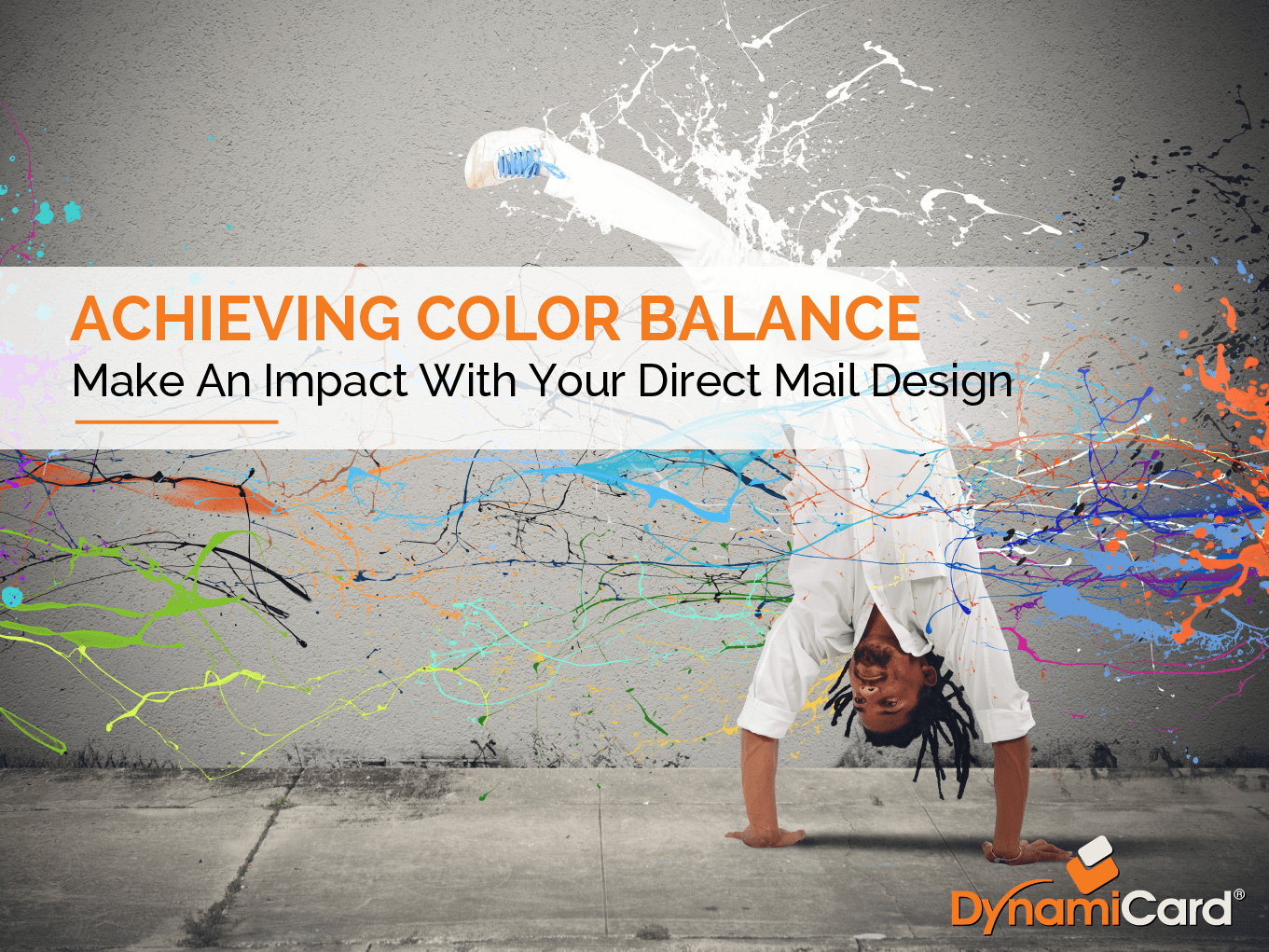 Direct Mail Color Balance