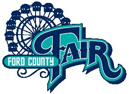 Ford County Fair Logo