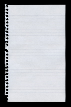 Giving God A Blank Page To Plan Out Your Life