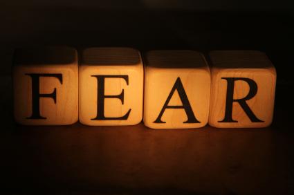 Fear Devotional, Part 1