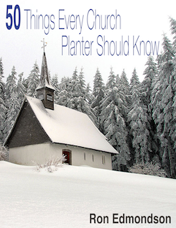 50 Things Every Church Planter Should Know