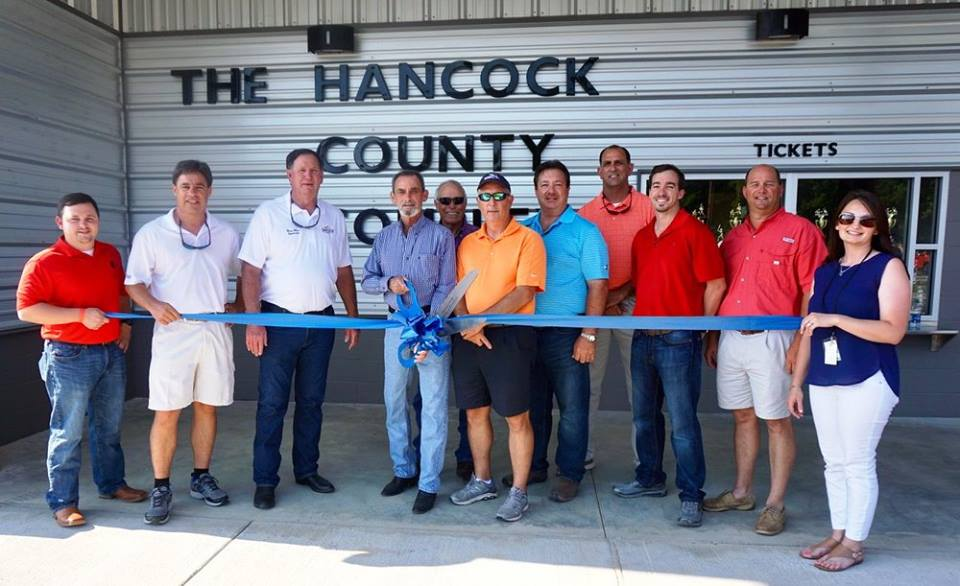 Hancock County Sports Complex Kiln MS