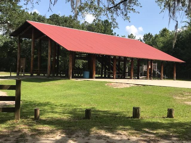 McLeod Park Pavilion Kiln Mississippi