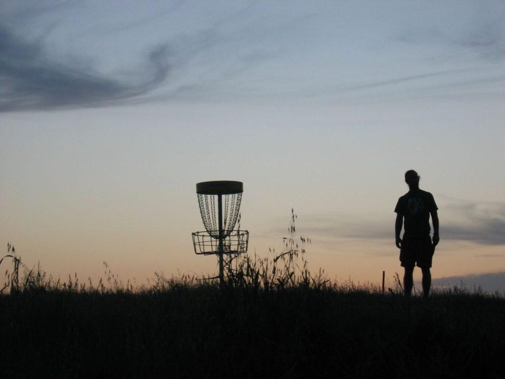 Disc Golf At McLeod Park Kiln Mississippi