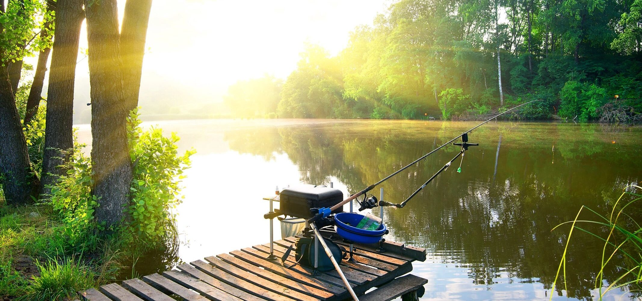 Fishing On The Jourdan River Mississippi