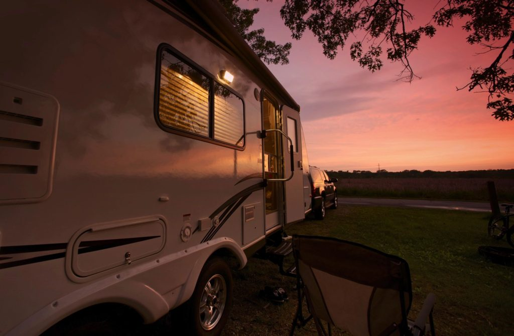 McLeod Park Campground Kiln Mississippi