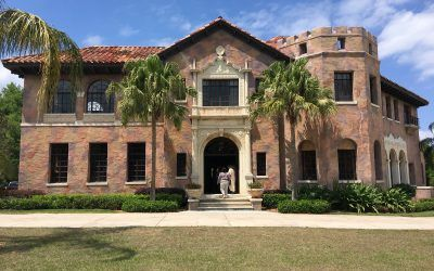 The Howey Mansion