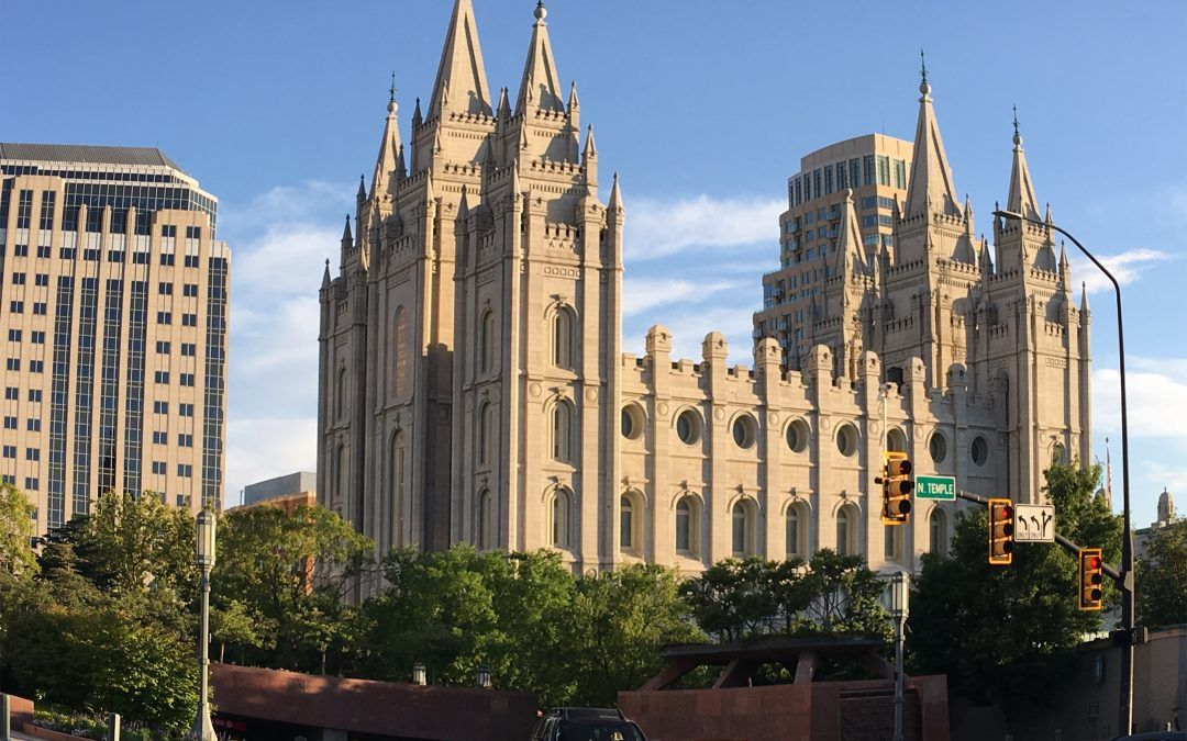 Visiting the Sites in Salt Lake City
