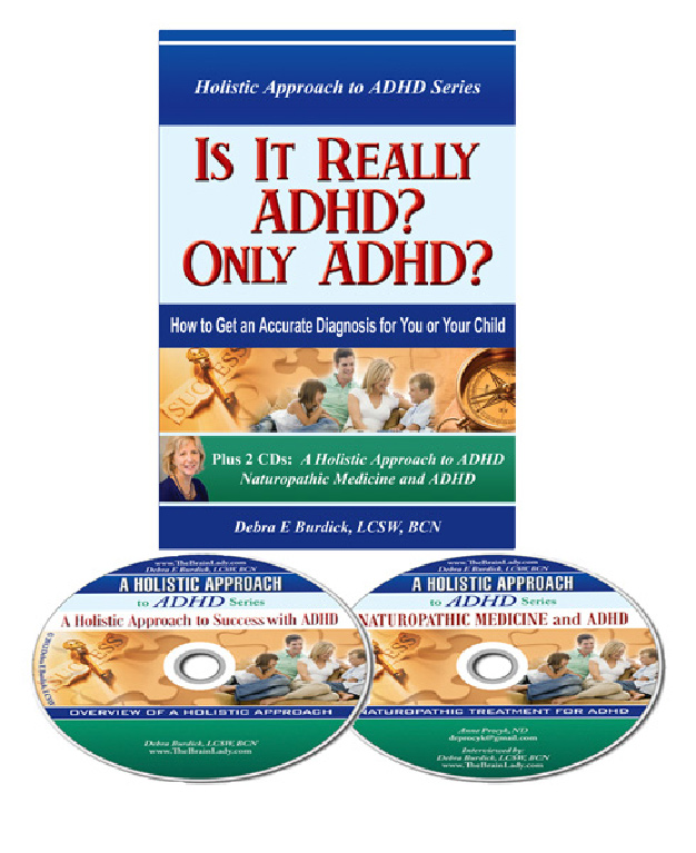 Is It Really ADHD? cover