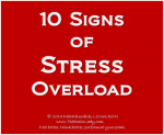 10 Signs of Stress Overload
